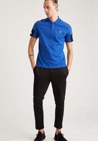 DeFacto Fit - Polo - blue - 1