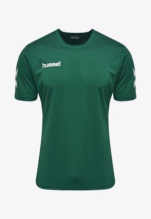 CORE  - T-shirts print - green