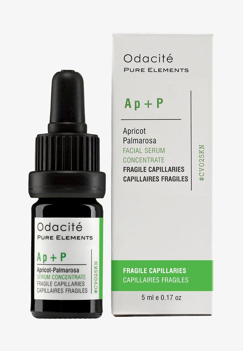 Odacité - AP+P FRAGILE CAPILLARIES BOOSTER - APRICOT + PALMAROSA - Serum - -