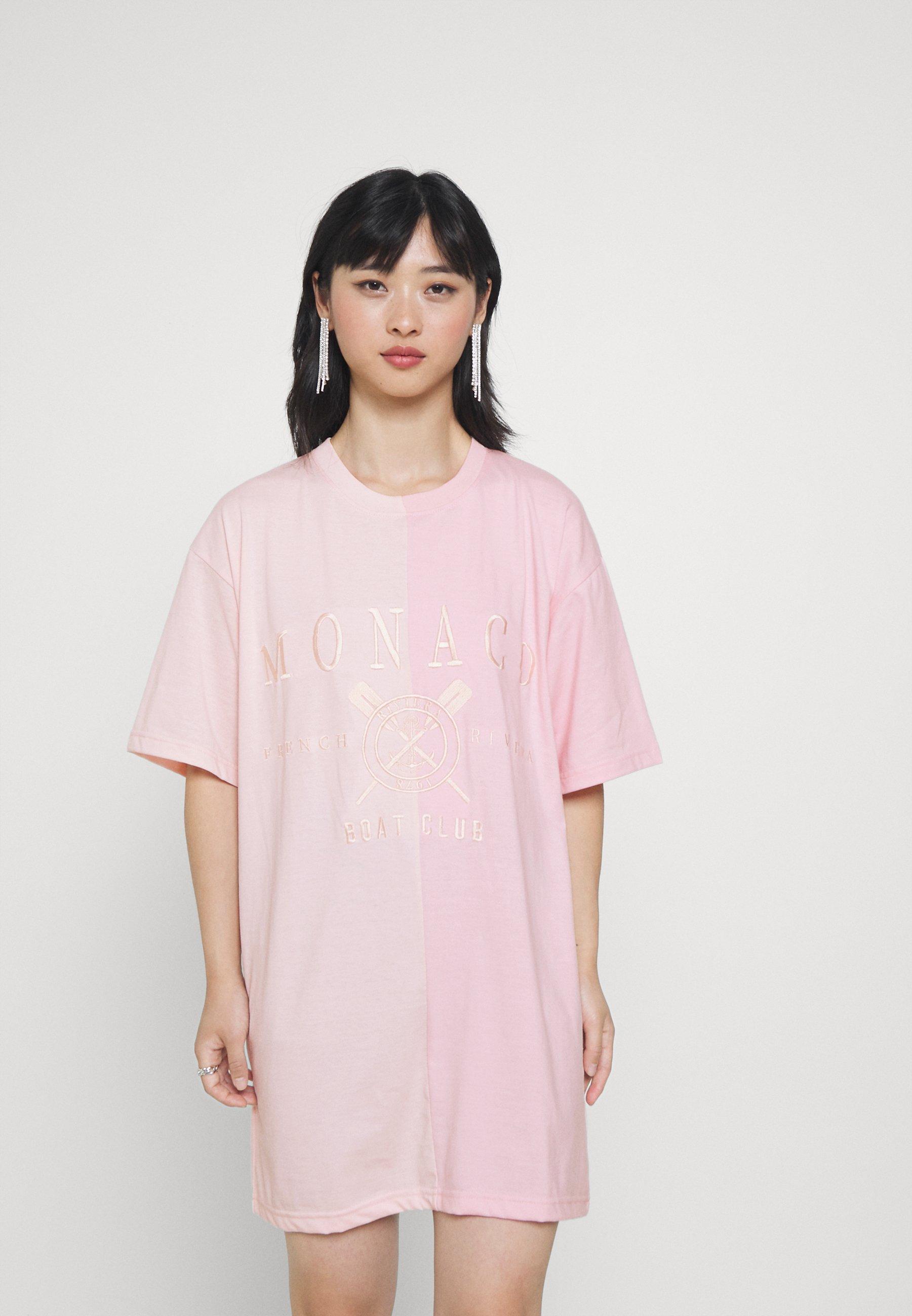Donna OVERSIZED DRESS MONACO SPLICE - Abito a camicia