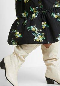 Résumé - SONJA SKIRT - A-line skirt - black - 4