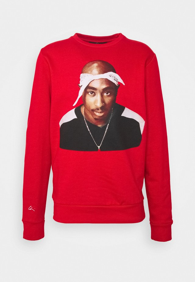 PAC BANDA - Sweatshirts - red