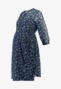 Esprit Maternity - DRESS 3/4 - Korte jurk - night blue - 4