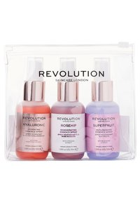 Revolution Skincare - MINI ESSENCE SPRAY COLLECTION: HELLO HYDRATION - Gesichtspflegeset - - - 1