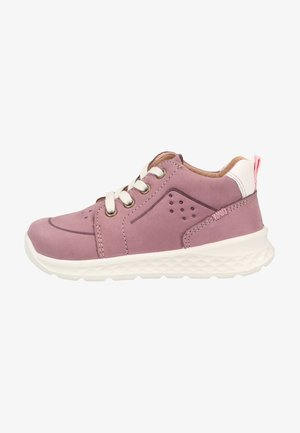Baby shoes - lila/rosa