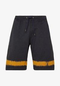 PS Paul Smith - MENS TIE DYE - Pantalon de survêtement - navy - 4