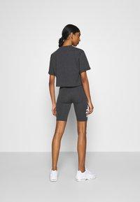Ellesse - ALBERTA - T-shirts print - dark grey marl - 2