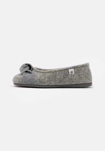 HEIDI 4D - Slippers - grey