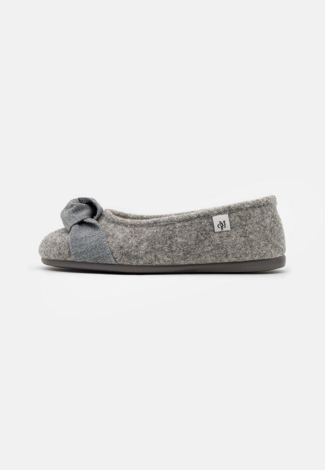 HEIDI 4D - Pantoffels - grey