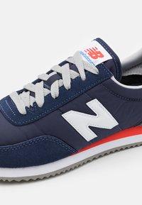 New Balance - Baskets basses - navy/red - 5