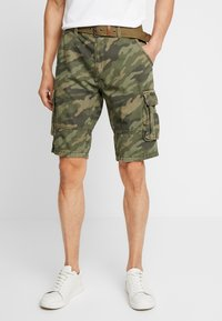 INDICODE JEANS - MONROE - Shorts - dired - 0