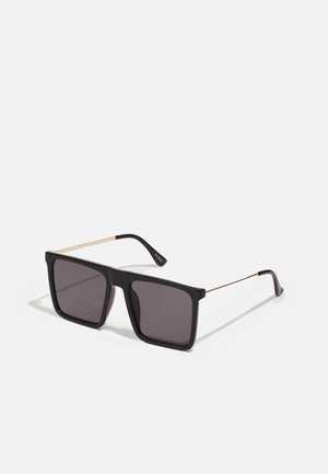 ETAETHIEN - Sunglasses - black/gold-coloured/smoke
