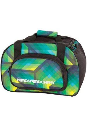 Sports bag - geo green