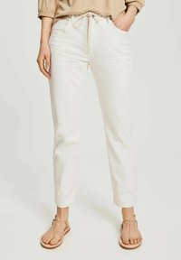 Opus - LOUIS - Slim fit jeans - offwhite - 0