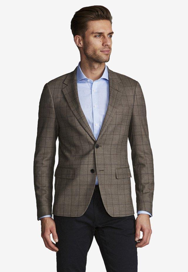 BS CLAMENZA - Blazer jacket - brown