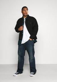 Levi's® Plus - 501 ORIGINAL - Jean boyfriend - block crusher - 1