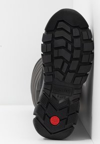 Hunter ORIGINAL - WOMEN'S ORIGINAL INSULATED TALL - Zimní obuv - black - 6