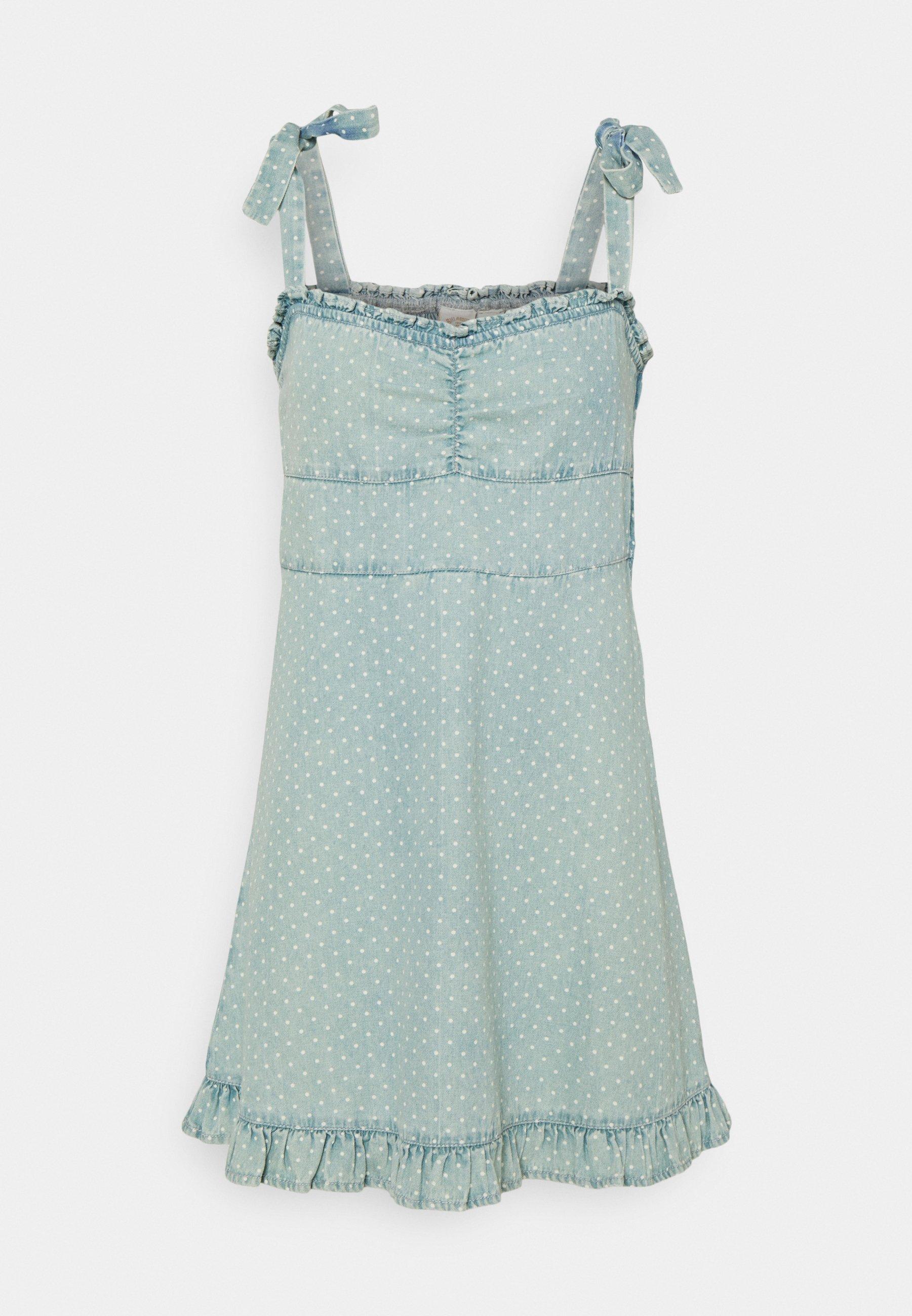 Women BILLABONG X WRANGLER LOVELY DAY - Denim dress