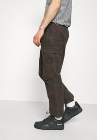 Carhartt WIP - JOGGER COLUMBIA - Cargo trousers - camo provence rinsed - 3