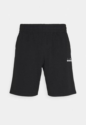 SHORT CORE - Sports shorts - black