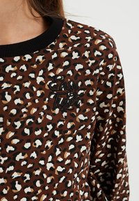WE Fashion - MET DESSIN - Longsleeve - brown - 2