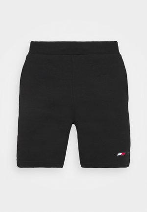 LOGO SHORT - Sports shorts - black