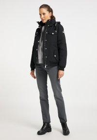 ICEBOUND - Winter jacket - schwarz - 1