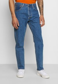 Levi's® - 501® '93 STRAIGHT UNISEX - Straight leg jeans - dill up to you - 0