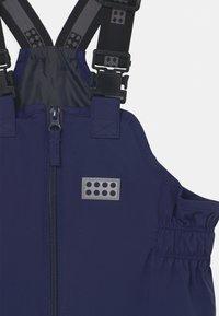 LEGO Wear - PELMO ALL WEATHER UNISEX - Kalhoty do deště - dark navy - 2