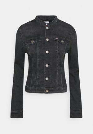 VIVIANNE SLIM - Denim jacket - iris black