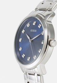 Guess - UNISEX - Klokke - silver-coloured/blue - 3