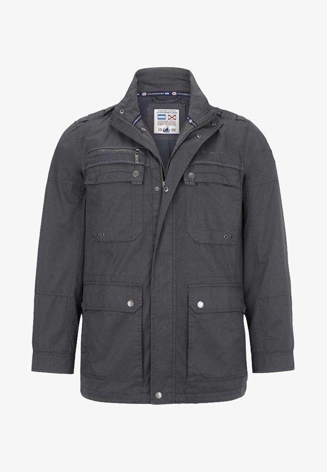 LAURI - Summer jacket - grey