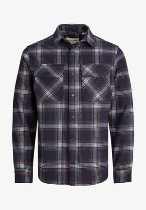 COMFORT FIT - Camicia - navy blazer