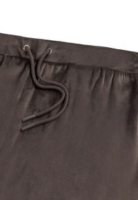 OYSHO - Tracksuit bottoms - brown - 5