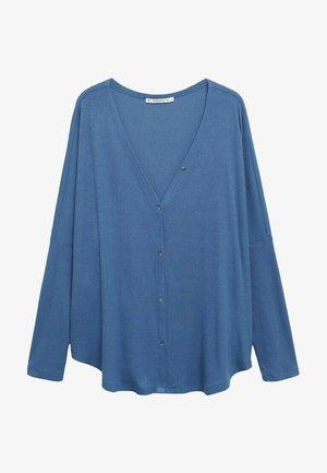 CLAUDIA - Cardigan - blauw