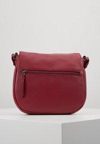 Bree - NOLA  - Across body bag - rhododenron - 3