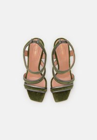 Alberta Ferretti - Sandals - green - 4