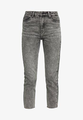 ONLEMILY - Straight leg jeans - black