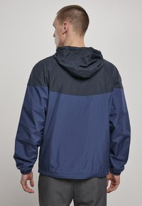 Urban Classics - TONE TECH - Windbreaker - dark blue - 2