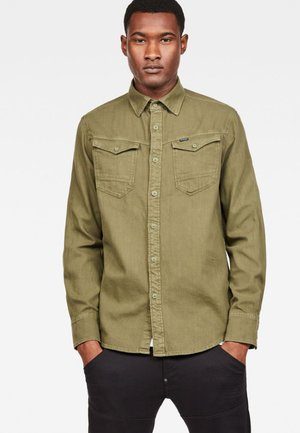 ARC 3D SLIM - Shirt - green
