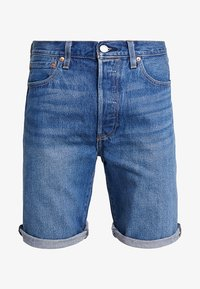 Levi's® - 501® HEMMED  - Denim shorts - nashville - 4