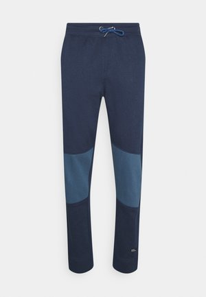PANTS - Tracksuit bottoms - dress blues