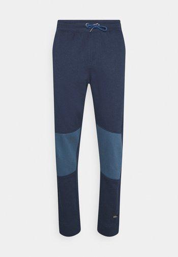 PANTS - Teplákové kalhoty - dress blues