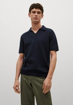 Polo shirt - marineblau