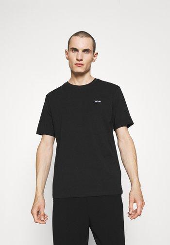DERO - T-shirt - bas - black