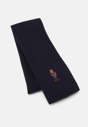 OUTDOOR BEAR - Scarf - newport navy