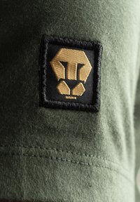 Liger - LIMITED TO 360 PIECES - Basic T-shirt - military green - 5