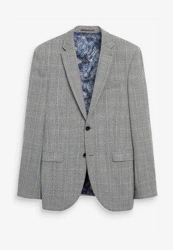 SLIM FIT - Giacca elegante - grey