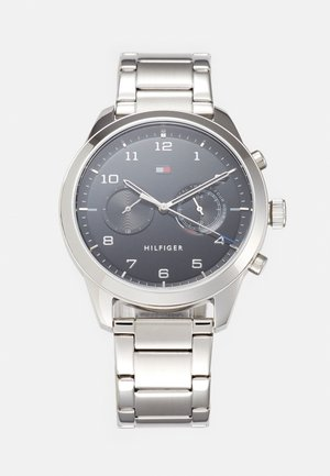 PATRICK - Watch - silver-coloured