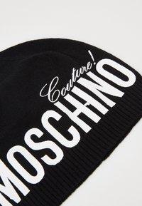 MOSCHINO - HAT - Beanie - black - 2